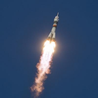 加拿大宇航员圣雅克到达国际空间站